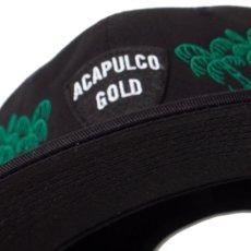 画像8: Island Army 6 Panel Cap アイランド アーミー パネル ロゴ キャップ 帽子 Olive Green オリーブ グリーン Black ブラック (8)