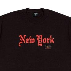 画像4: Old New York S/S Tee 半袖 オールド ニューヨーク Tシャツ Black ブラック (4)