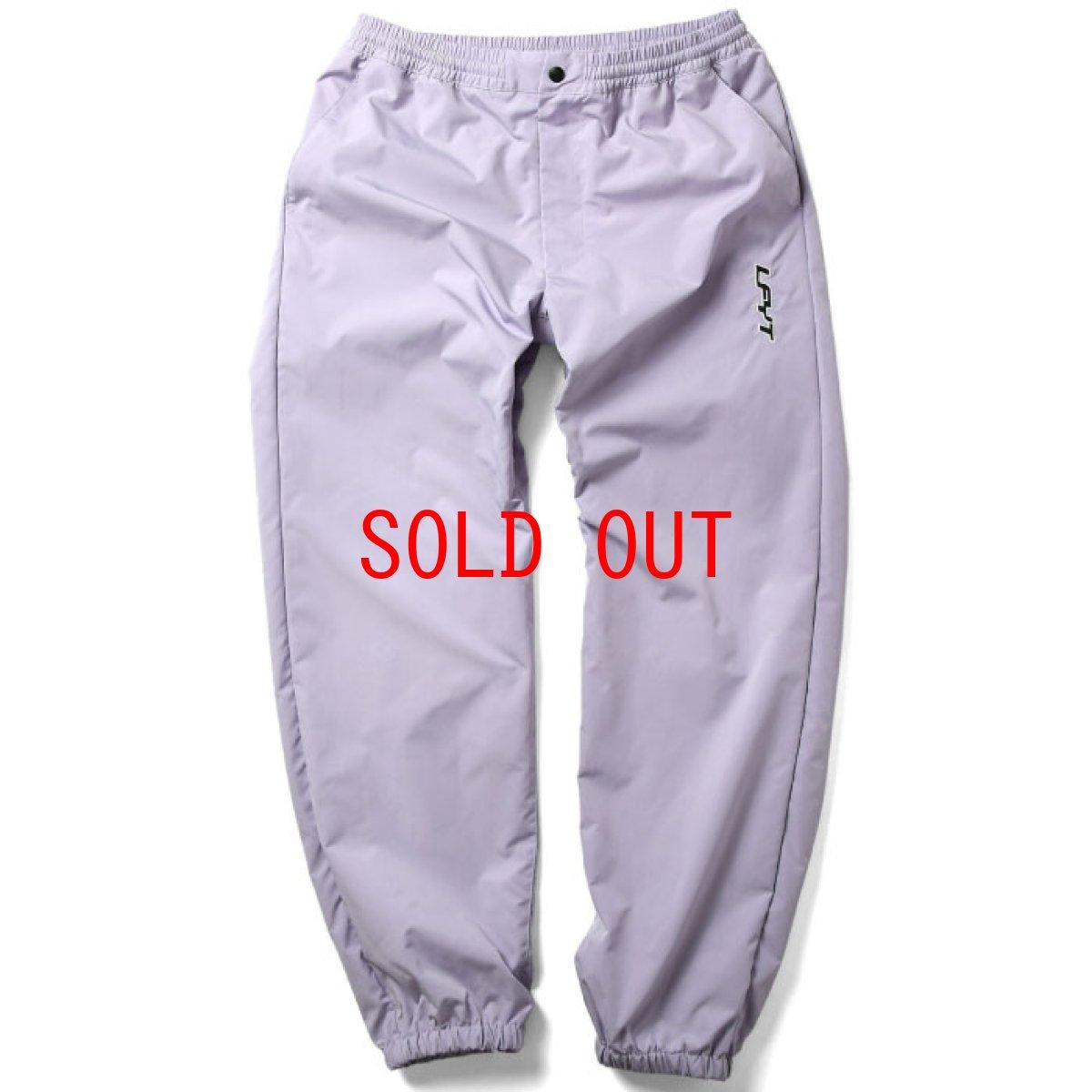 画像1: Sports Track Pants スポーツ トラック パンツ ナイロン セット アップ Purple パープル by Lafayette ラファイエット  (1)