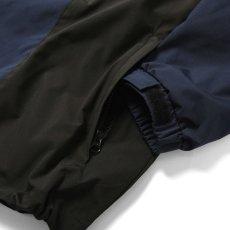 画像6: Sports Anorak Track Jacket スポーツ アノラック トラック プルオーバー ナイロン ジャケット Navy ネイビー by Lafayette ラファイエット  (6)