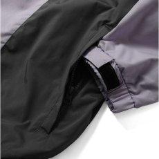 画像4: Sports Anorak Track Jacket スポーツ アノラック トラック プルオーバー ナイロン ジャケット Purple パープル by Lafayette ラファイエット  (4)