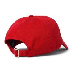 画像6: Logo Dad Hat ロゴ ダッド ハット Ball Cap ボール キャップ 帽子 Red Navy White レッド ネイビー ホワイト by Lafayette ラファイエット  (6)