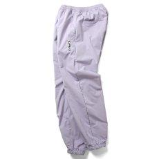 画像3: Sports Track Pants スポーツ トラック パンツ ナイロン セット アップ Purple パープル by Lafayette ラファイエット  (3)