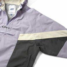 画像6: Sports Anorak Track Jacket スポーツ アノラック トラック プルオーバー ナイロン ジャケット Purple パープル by Lafayette ラファイエット  (6)