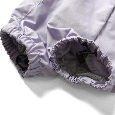 画像5: Sports Track Pants スポーツ トラック パンツ ナイロン セット アップ Purple パープル by Lafayette ラファイエット  (5)