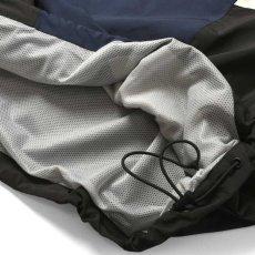 画像7: Sports Anorak Track Jacket スポーツ アノラック トラック プルオーバー ナイロン ジャケット Navy ネイビー by Lafayette ラファイエット  (7)