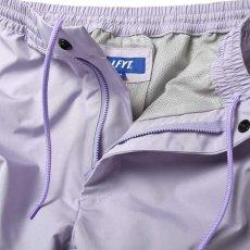画像4: Sports Track Pants スポーツ トラック パンツ ナイロン セット アップ Purple パープル by Lafayette ラファイエット  (4)