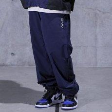 画像7: Sports Track Pants スポーツ トラック パンツ ナイロン セット アップ Purple パープル by Lafayette ラファイエット  (7)