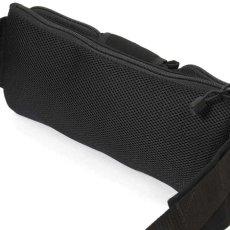画像4: Military Waist Bag ウエスト バッグ Black Military Green ブラック ミリタリー グリーン by Lafayette ラファイエット  (4)