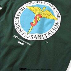 画像4: X DSNY Community Services S/S Tee 半袖 Tシャツ デイーエスエヌワイ Dark Green ダーク グリーン by Lafayette ラファイエット  (4)