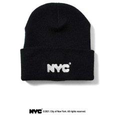 画像7: X DSNY Community Services Long Beanie デイーエスエヌワイ ニット帽 キャップ ビーニー Black ブラック Dark Green by Lafayette ラファイエット  (7)