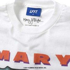 画像5:  × Mary J.Blige Real Love S/S Tee メアリー J.ブライジ 半袖 Tシャツ White ホワイト by Lafayette ラファイエット  (5)