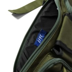 画像19: Military Waist Bag ウエスト バッグ Black Military Green ブラック ミリタリー グリーン by Lafayette ラファイエット  (19)
