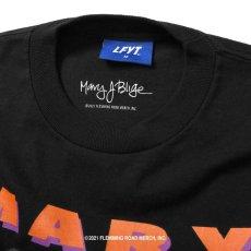 画像4:  × Mary J.Blige Real Love S/S Tee メアリー J.ブライジ 半袖 Tシャツ Black ブラック by Lafayette ラファイエット  (4)