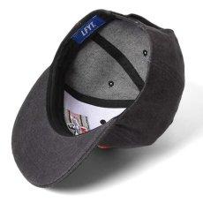 画像12: LF Champion Emblem Logo Snapback Cap スナップ バック キャップ 帽子 by Lafayette ラファイエット  (12)