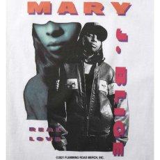 画像8:  × Mary J.Blige Real Love S/S Tee メアリー J.ブライジ 半袖 Tシャツ White ホワイト by Lafayette ラファイエット  (8)