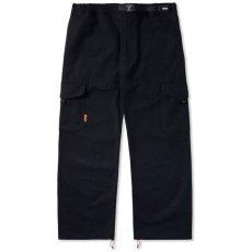 画像2: Equipment Technical Cargo Pants テクニカル カーゴ パンツ Black ブラック (2)