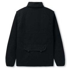 画像4: Equipment Technical 2Way Jacket Vest テクニカル ツーウェイ ジャケット ベスト Black ブラック (4)