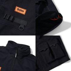 画像5: Equipment Technical 2Way Jacket Vest テクニカル ツーウェイ ジャケット ベスト Black ブラック (5)