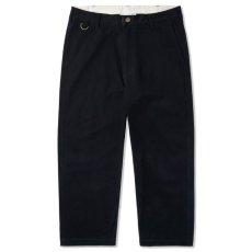 画像2: Marshall Chino Pants マーシャル チノ ワーク パンツ Black ブラック (2)