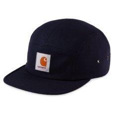 画像2: Backley Cap ジェット キャップ 帽子 Dusty H Brown Dark Navy Black (2)