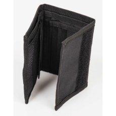 画像8: Payton Wallet コーデュラ ナイロン コンパクト Nylon 財布 ベロクロ ウォレット Deep Lagoon Navy Black Camo ブラック 黒 ネイビー カモ 迷彩 (8)