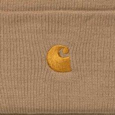 画像5: Chase Beanie C Logo Knit Cap ショート ビーニー ロゴ 刺繍 ニット キャップ ブラウン ワイン レッド グリーン (5)