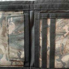 画像14: Payton Wallet コーデュラ ナイロン コンパクト Nylon 財布 ベロクロ ウォレット Deep Lagoon Navy Black Camo ブラック 黒 ネイビー カモ 迷彩 (14)