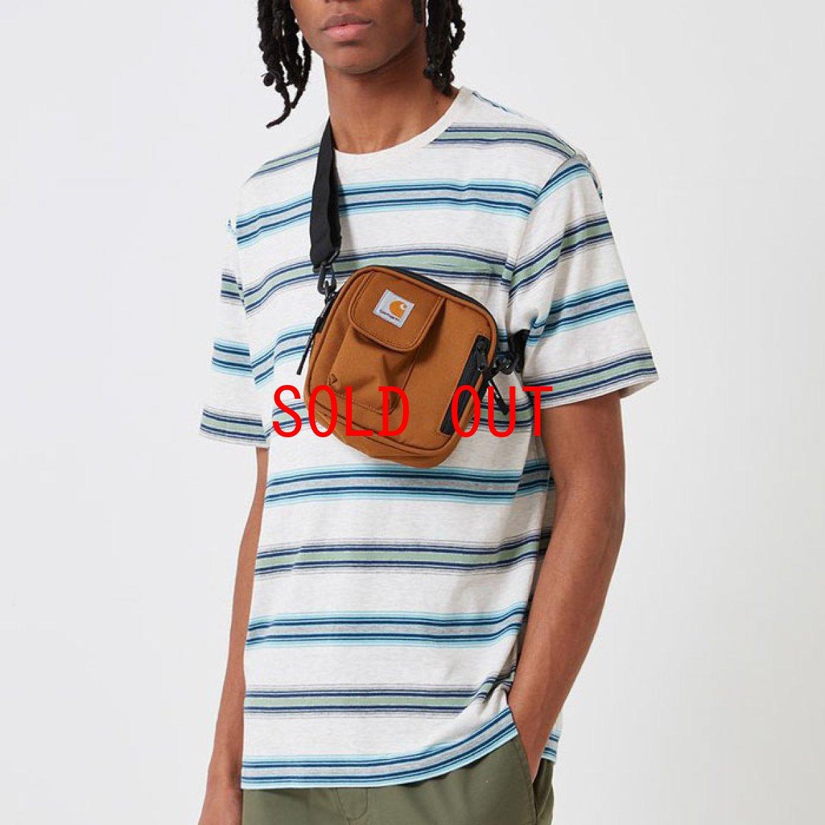 画像1: Essentials Bag Small エッセンシャル ショルダー バッグ Hamilton Brown Black Camo Laurel Multi ブラック ブラウン カモ 切替 (1)