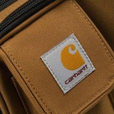 画像5: Essentials Bag Small エッセンシャル ショルダー バッグ Hamilton Brown Black Camo Laurel Multi ブラック ブラウン カモ 切替 (5)