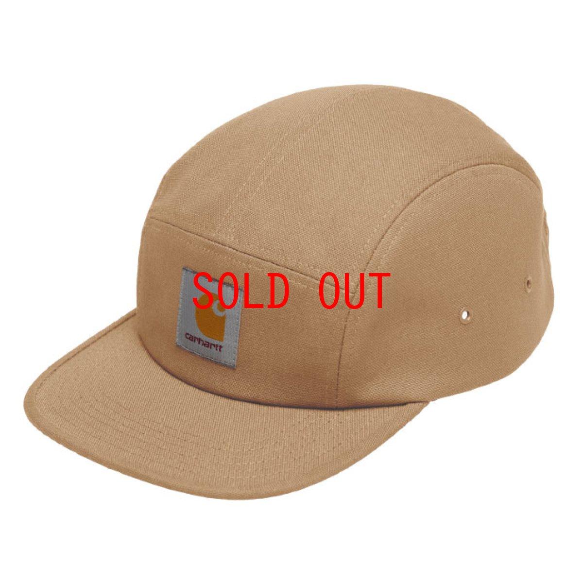 画像1: Backley Cap ジェット キャップ 帽子 Dusty H Brown Dark Navy Black (1)