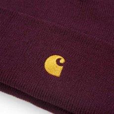 画像6: Chase Beanie C Logo Knit Cap ショート ビーニー ロゴ 刺繍 ニット キャップ ブラウン ワイン レッド グリーン (6)