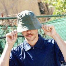 画像5: Patchwork Bucket Hat パッチワーク バケット ハット キャップ 帽子 Army Green アーミー グリーン (5)