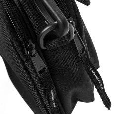 画像9: Essentials Bag Small エッセンシャル ショルダー バッグ Hamilton Brown Black Camo Laurel Multi ブラック ブラウン カモ 切替 (9)