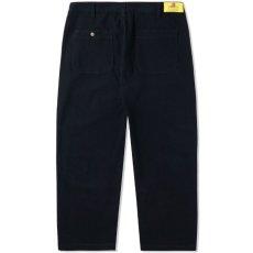 画像1: Marshall Chino Pants マーシャル チノ ワーク パンツ Black ブラック (1)