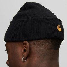 画像9: Chase Beanie C Logo Knit Cap ショート ビーニー ロゴ 刺繍 ニット キャップ ブラウン ワイン レッド グリーン (9)