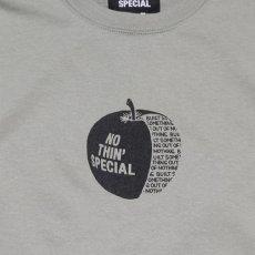 画像5: Apple L/S Tee ロゴ 長袖 Tシャツ アップル L Green グリーン (5)