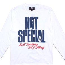 画像4: The World L/S Tee ロゴ 長袖 Tシャツ ワールド White ホワイト (4)