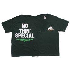 画像2: '21 Logo S/S Tee ロゴ 半袖 Tシャツ Green グリーン (2)