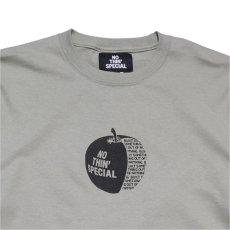 画像4: Apple L/S Tee ロゴ 長袖 Tシャツ アップル L Green グリーン (4)