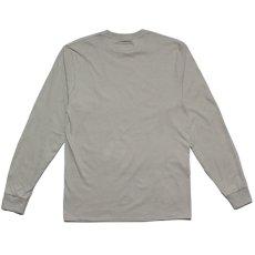 画像3: Apple L/S Tee ロゴ 長袖 Tシャツ アップル L Green グリーン (3)