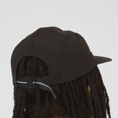 画像16: Gore Tex Infinium Reflect Cap ゴアテックス ナイロン キャップ 帽子 ロゴ リフレクティブ 5パネル Black Moor Green (16)