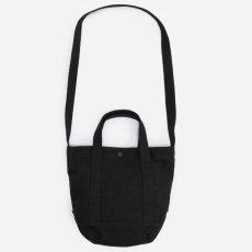画像9: Canvas Small Tote Bag キャンバス スモール トート ショルダー バッグ 2way Dusty Hamilton Brown Black ハミルトン ブラウン ブラック (9)