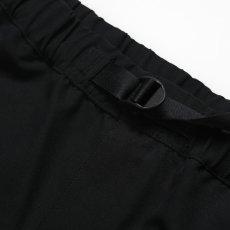 画像4: Elmwood Pants タクティカル ナイロン カーゴ パンツ リフレクティブ ラベル リラックスフィット アウトドア Black ブラック (4)