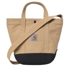 画像3: Canvas Small Tote Bag キャンバス スモール トート ショルダー バッグ 2way Dusty Hamilton Brown Black ハミルトン ブラウン ブラック (3)