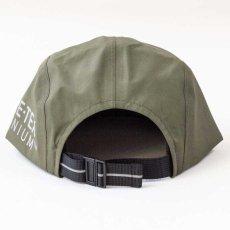 画像5: Gore Tex Infinium Reflect Cap ゴアテックス ナイロン キャップ 帽子 ロゴ リフレクティブ 5パネル Black Moor Green (5)
