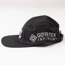 画像12: Gore Tex Infinium Reflect Cap ゴアテックス ナイロン キャップ 帽子 ロゴ リフレクティブ 5パネル Black Moor Green (12)