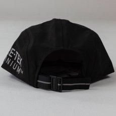 画像4: Gore Tex Infinium Reflect Cap ゴアテックス ナイロン キャップ 帽子 ロゴ リフレクティブ 5パネル Black Moor Green (4)
