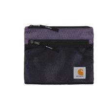 画像4: Spey Strap Bag ストラップ バッグ ショルダー メッシュ ポケット トラベル Provence Purple Black ライト パープル ブラック (4)