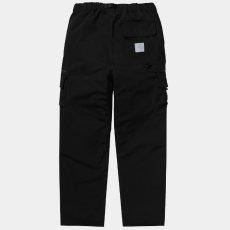 画像3: Elmwood Pants タクティカル ナイロン カーゴ パンツ リフレクティブ ラベル リラックスフィット アウトドア Black ブラック (3)